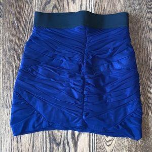 La Rok Luxe mini skirt